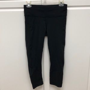 NEW Lululemon Pace Rival Crop 22""